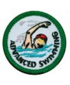 Green Merits/Advanced Swimming