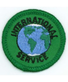 Green Merits/International Service