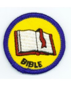 Bible Merit (Blue)