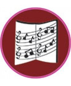 Prims Unit Badges. Music