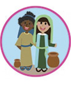 Prims Unit Badges. Women Of The Bible