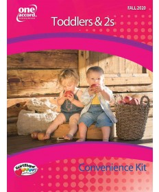 Toddlers & 2s Teacher's Convenience Kit / Fall