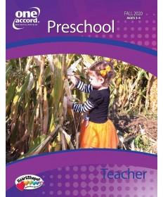 Preschool Teacher / Fall