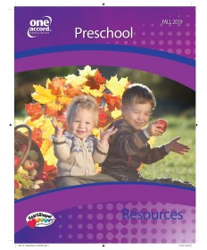 Preschool Resources / Fall