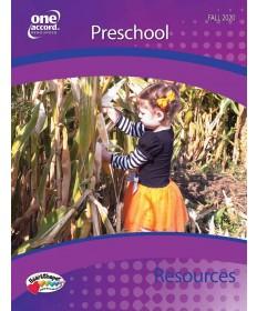 Preschool Resources / Fall