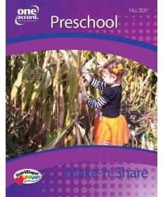 Preschool Make-n-Share / Fall