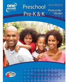 Preschool - Pre-K & K Teaching Pictures / Fall