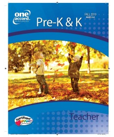Pre-K & K Teacher / Fall