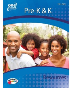 Pre-K & K Resources / Fall