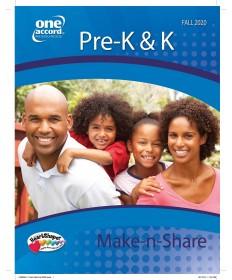 Pre-K & K Make-N-Share / Fall