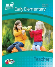 Early Elementary Teacher / Fall