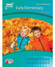Early Elementary Teaching Pictures / Fall