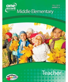 Middle Elementary Teacher / Fall