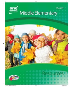 Middle Elementary Resources / Fall