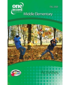 Middle Elementary Activities / Fall