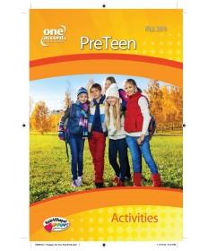PreTeen Activities / Fall