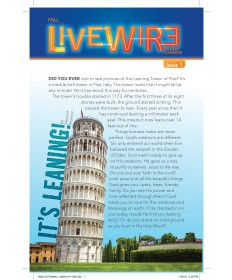 Live Wire (take-home paper) / Fall