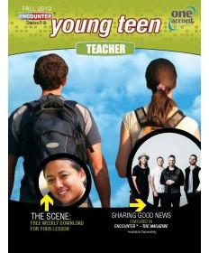 Young Teen Teacher / Fall