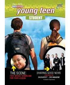 Young Teen Student / Fall