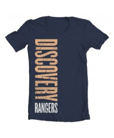 Discovery Rangers Color T-Shirt / A4XL