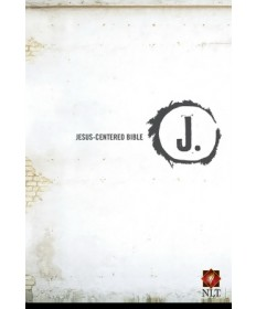 Jesus Centered Bible-NLT-Hardcover