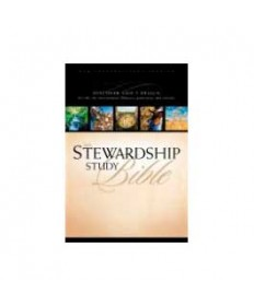 NIV Stewardship Study Bible