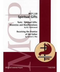 SG: Spiritual Gifts M&M