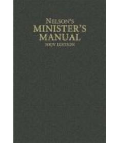 Nelson's Minister's Manual, KJV Edition