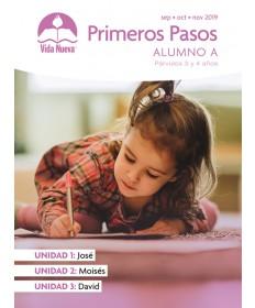 Párvulos: Primeros Pasos Alumno Septiembre - Febrero