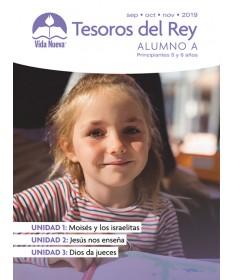 Principiantes: Tesoros del Rey - Alumno Septiembre - Febrero
