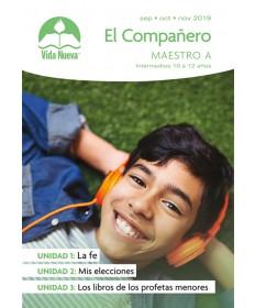 Intermedios: El Compañero-Incluye Guía del Maestro y Visuales Septiembre - Febrero