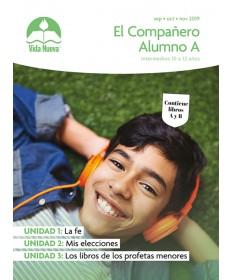 Intermedios: El Compañero-Alumno Septiembre - Febrero