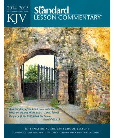 Standard Lesson Commentary-KJV 2014-2015