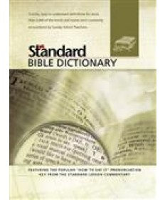 Standard Bible Dictionary