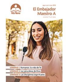 Jóvenes: El Embajador-Guía del Maestro Septiembre - Febrero