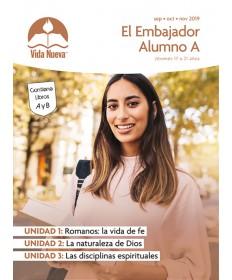 Jóvenes: El Embajador-Alumno Septiembre - Febrero