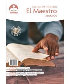 Adulto: El Maestro (Rústica) Septiembre - Febrero