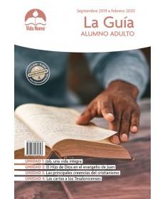 Adulto: La Guía Adulto-Alumno Septiembre - Febrero