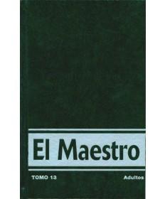 Adulto: El Maestro (Tela) Septiembre - Febrero