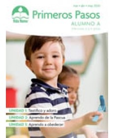 Párvulos: Primeros Pasos Alumno Marzo - Agosto