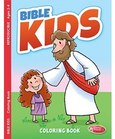 Bible Kids: Coloring Book