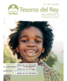 Principiantes: Tesoros del Rey - Alumno Marzo - Agosto