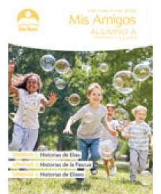 Primarios: Mis Amigos–Alumno Marzo - Agosto
