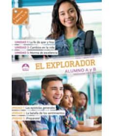Adolescentes: El Explorador-Alumno Marzo - Agosto