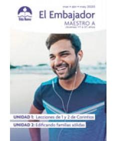 Jóvenes: El Embajador-Guía del Maestro Marzo - Agosto
