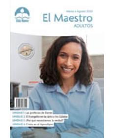 Adulto: El Maestro (Rústica) Marzo - Agosto