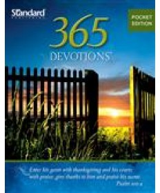 365 Devotions® Pocket Edition—2014