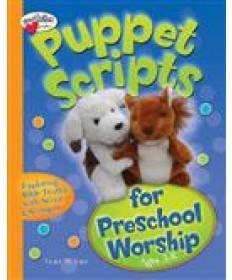 Puppet Scripts for Preschool Worship