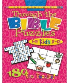 Through The Bible Puzzles For Ages 8-12