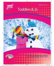 Toddlers & 2s Teacher's Convenience Kit / Winter